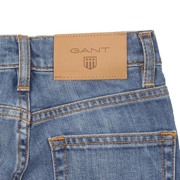 Gant Boys Blue Boys Chip Denim Jean main image