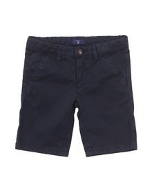 Gant Boys Blue Boys Chino Shorts
