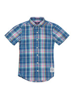 Boys Birdie Madras Check Shirt