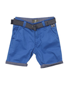 Timberland Boys Blue Boys T24905 Chino Short