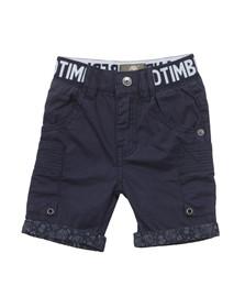 Timberland Boys Blue Baby T04816 Cargo Short