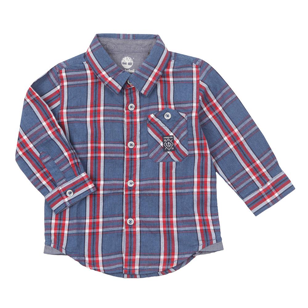Baby T05F55 Check Shirt main image