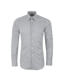 Paul Smith Mens Blue Small Heart Shirt