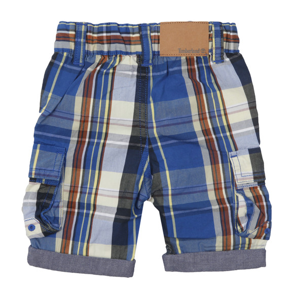 Timberland Boys Blue Baby T04810 Short main image