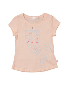 Billieblush Girls Orange Girls U15315 T Shirt