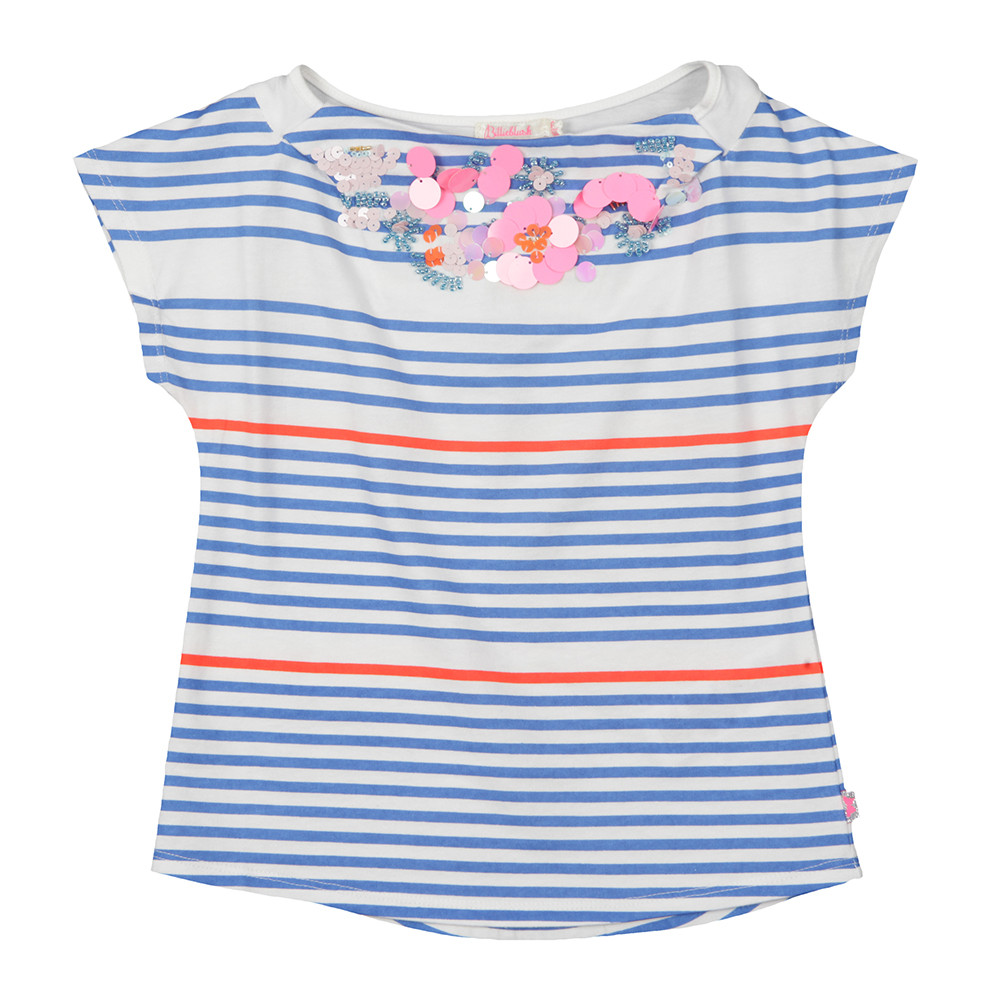 Girls U15309 Stripe T Shirt main image