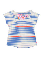 Girls U15309 Stripe T Shirt