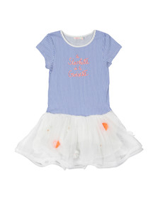Billieblush Girls Blue Girls U12219 Dress