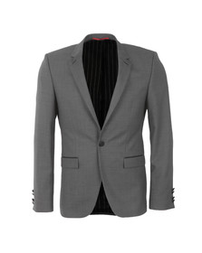 Hugo Mens Grey Arenz Blazer
