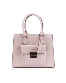 Michael Kors Womens Pink Bridgette Mid EW Tote Bag