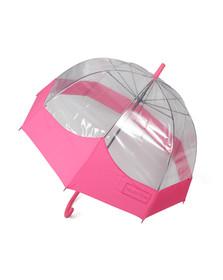 Hunter Unisex Pink Original Moustache Bubble Umbrella