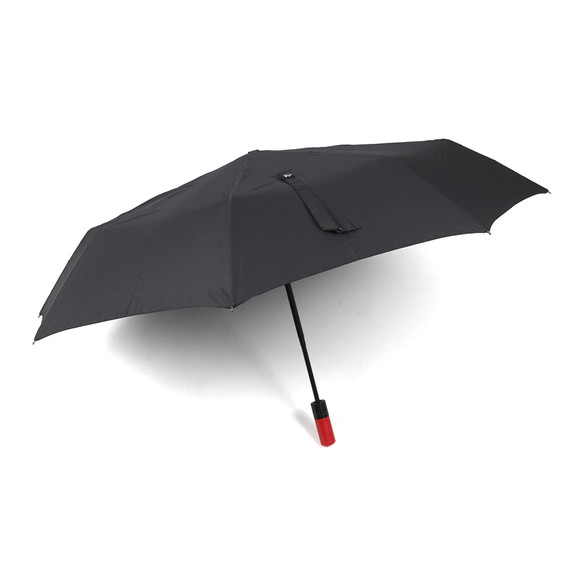 Hunter Unisex Black Auto Compact Umbrella main image