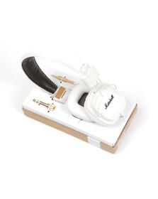Marshall Unisex White Marshall Headphones