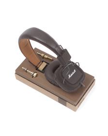 Marshall Unisex Brown Marshall Headphones