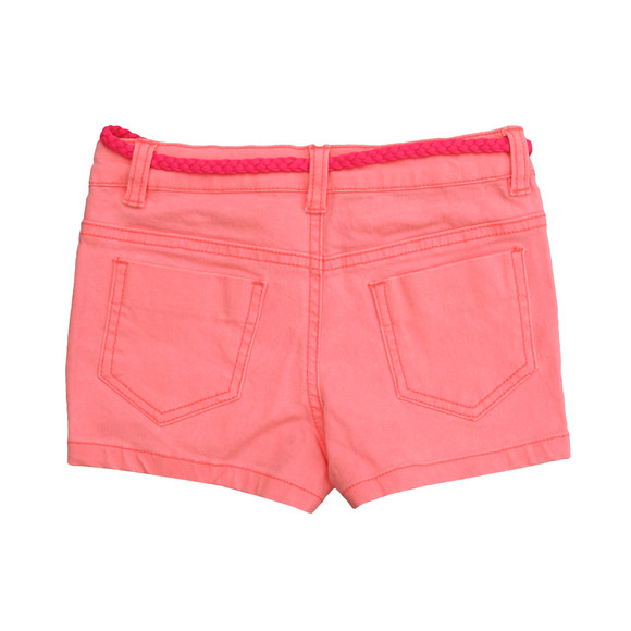 Billieblush Girls Pink U14141 Shorts main image