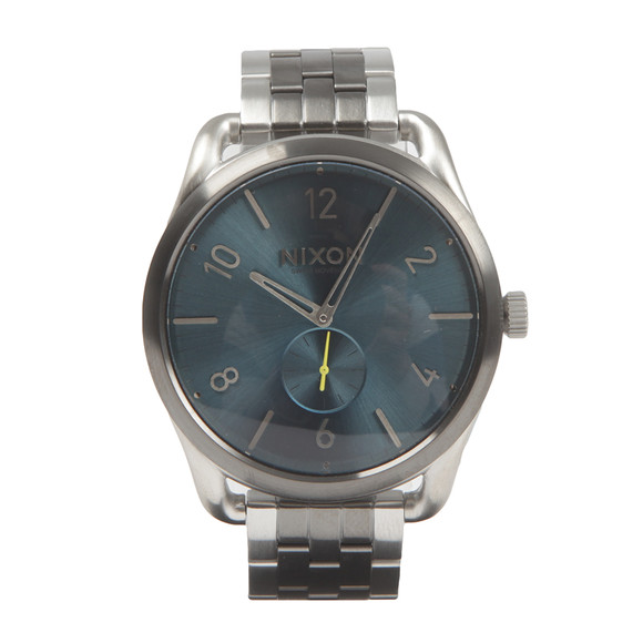 Nixon Mens Grey C45 SS Watch main image