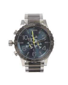 Nixon Mens Grey The 51-30 Chrono