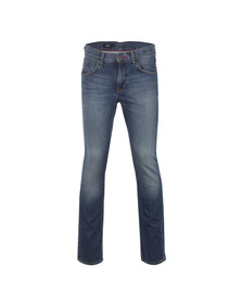Tommy Hilfiger Mens Blue Denton Jean