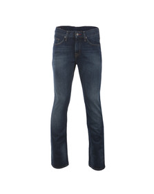 Tommy Hilfiger Mens Blue  Mercer Jean