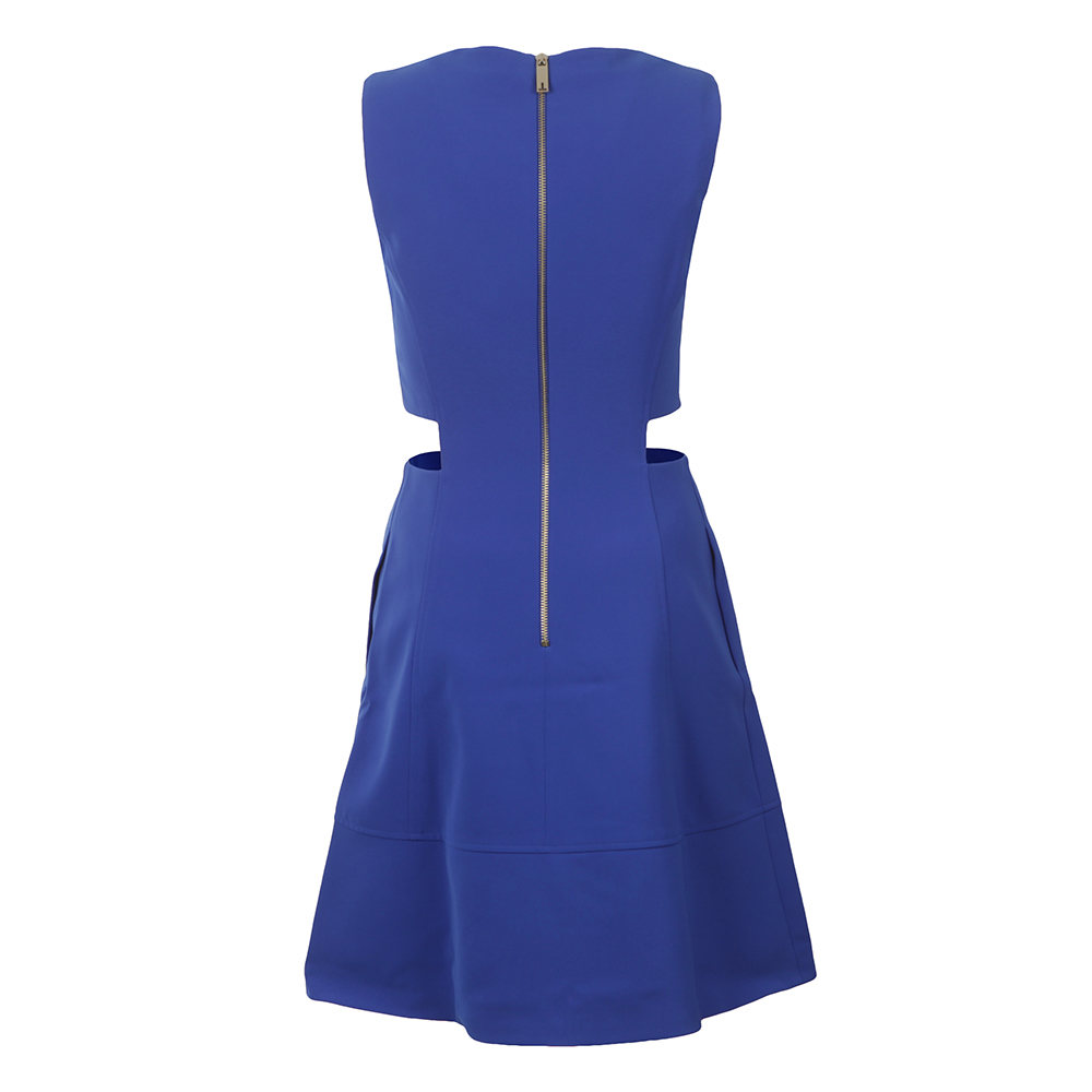 Panashe Cut Out Detail Tunic Dress main image