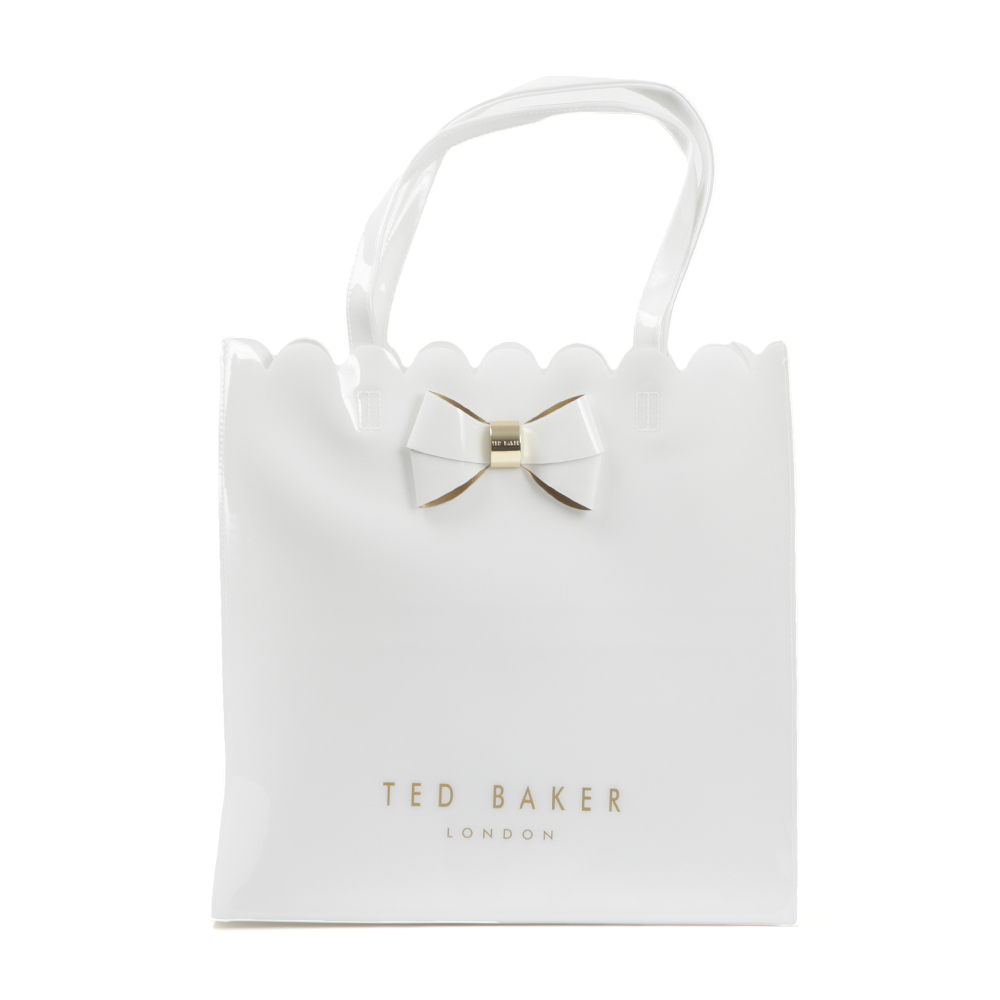 b8fafe1379 Ted Baker Scalcon Scalloped Detail Bow LRG Icon