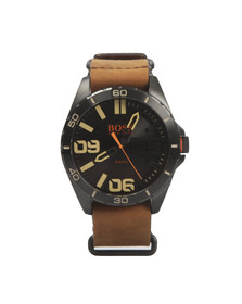 Boss Orange Mens Brown Berlin Watch