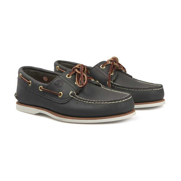Timberland Mens Blue Deck Shoe main image