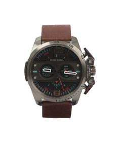 Diesel Mens Brown LG RD Watch