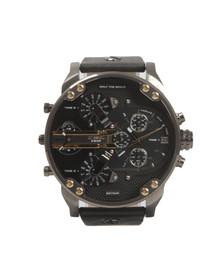 Diesel Mens Black DZ7348 Watch