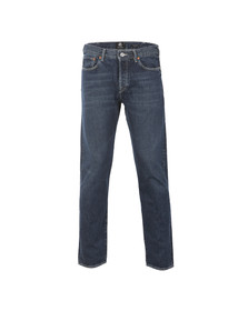 Paul Smith Mens Blue Tapered Fit Jean