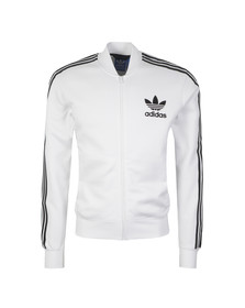 Adidas Originals Mens White ADC Fashion Track Top