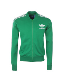 Adidas Originals Mens Green ADC Fashion Track Top