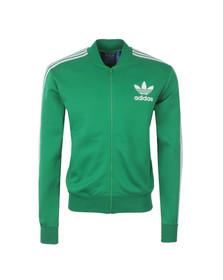 Adidas Originals Mens Green ADC Fashion Track Top