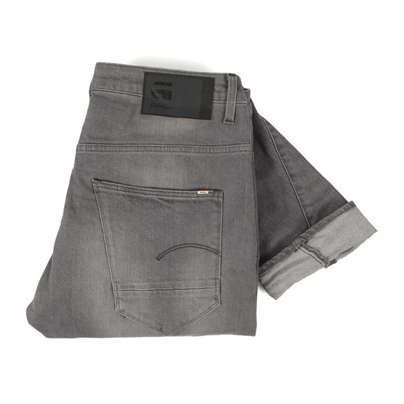 G-Star Mens Grey Arc Tapered Jean main image