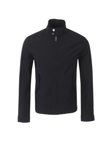 Paul Smith Mens Blue Harrington Jacket