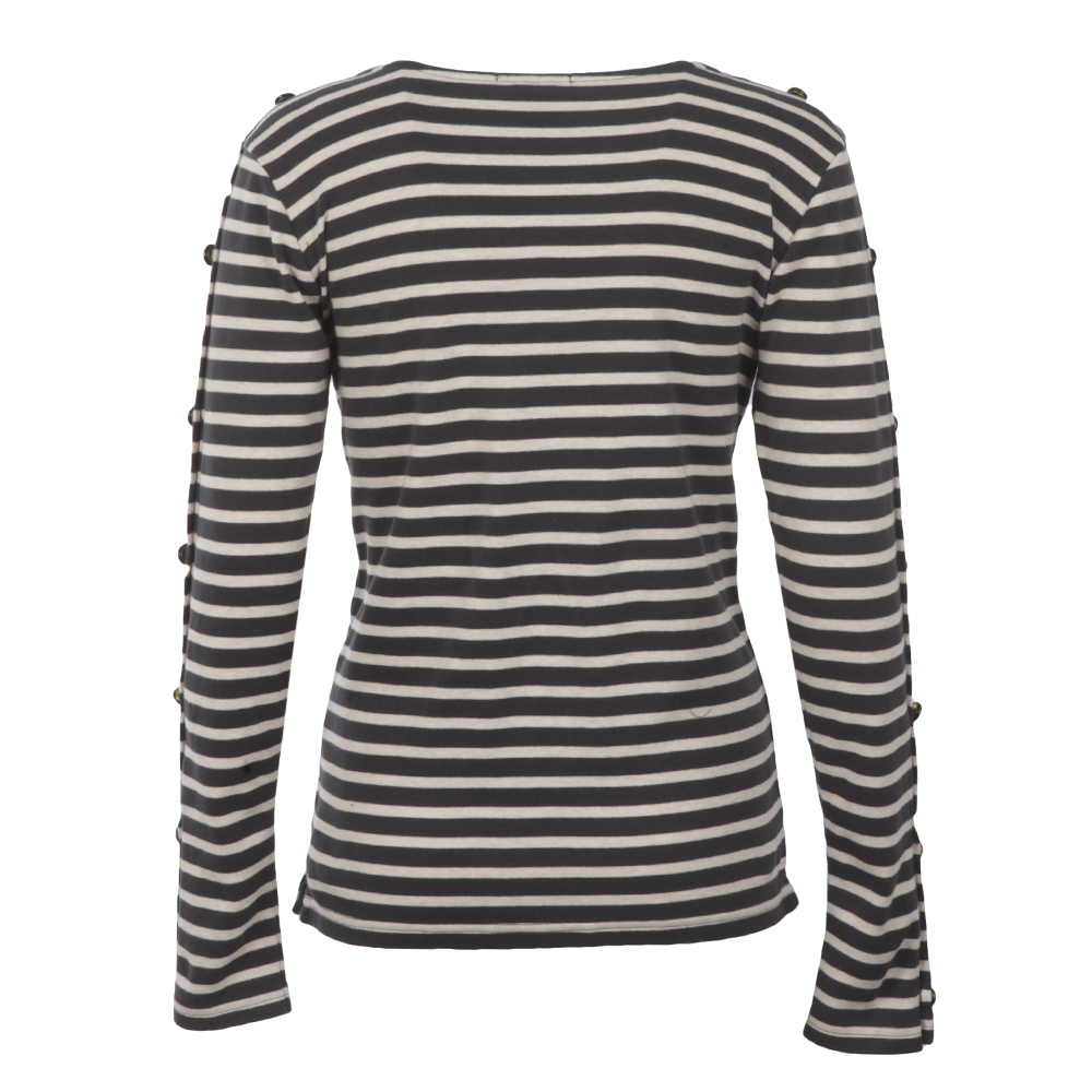 Long Sleeve Breton Top main image