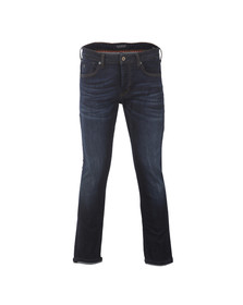 Scotch & Soda Mens Blue Ralston Slim Jean