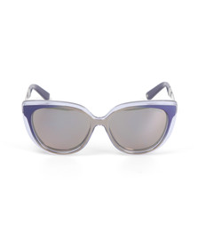 Jimmy Choo Womens Purple Cindy Sunglasses