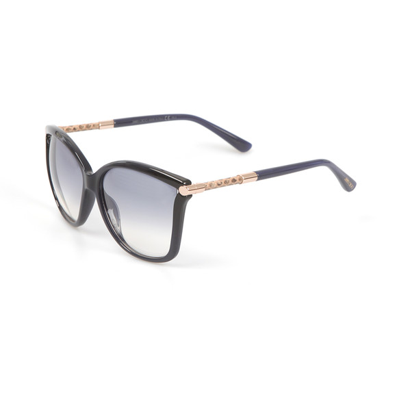 Jimmy Choo Womens Blue Tatti Sunglasses main image