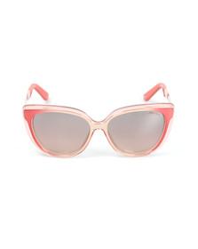 Jimmy Choo Womens Pink Cindy Sunglasses