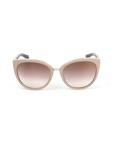 Jimmy Choo Womens Pink Dana Sunglasses