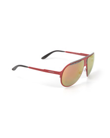 Carrera Mens Red Champion MT Sunglasses