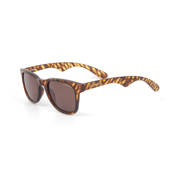 Carrera Mens Brown Carrera 6000 Sunglasses main image