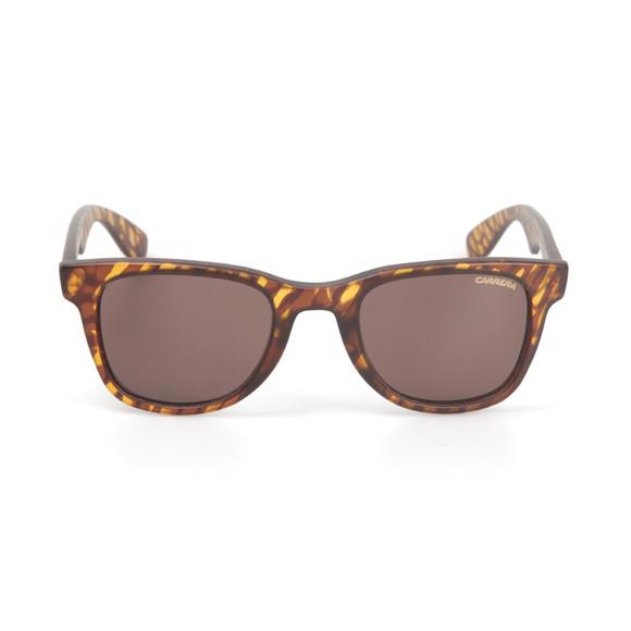 Carrera Mens Brown Carrera 6000 Sunglasses main image