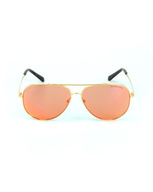 Michael Kors Womens Pink MK5016 Kendall Sunglasses