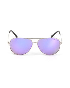 Michael Kors Womens Silver MK5016 Kendall Sunglasses
