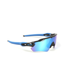 Oakley Mens Blue Rador EV Path Sunglasses