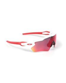 Oakley Mens White Rador EV Path Sunglasses