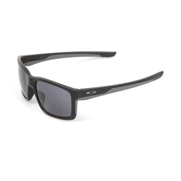 Oakley Mens Black Mainlink Sunglasses main image