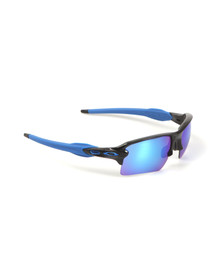 Oakley Mens Blue Flak 2.0 XL Sunglasses